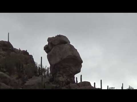 Looks Like Another Giant Rock Face