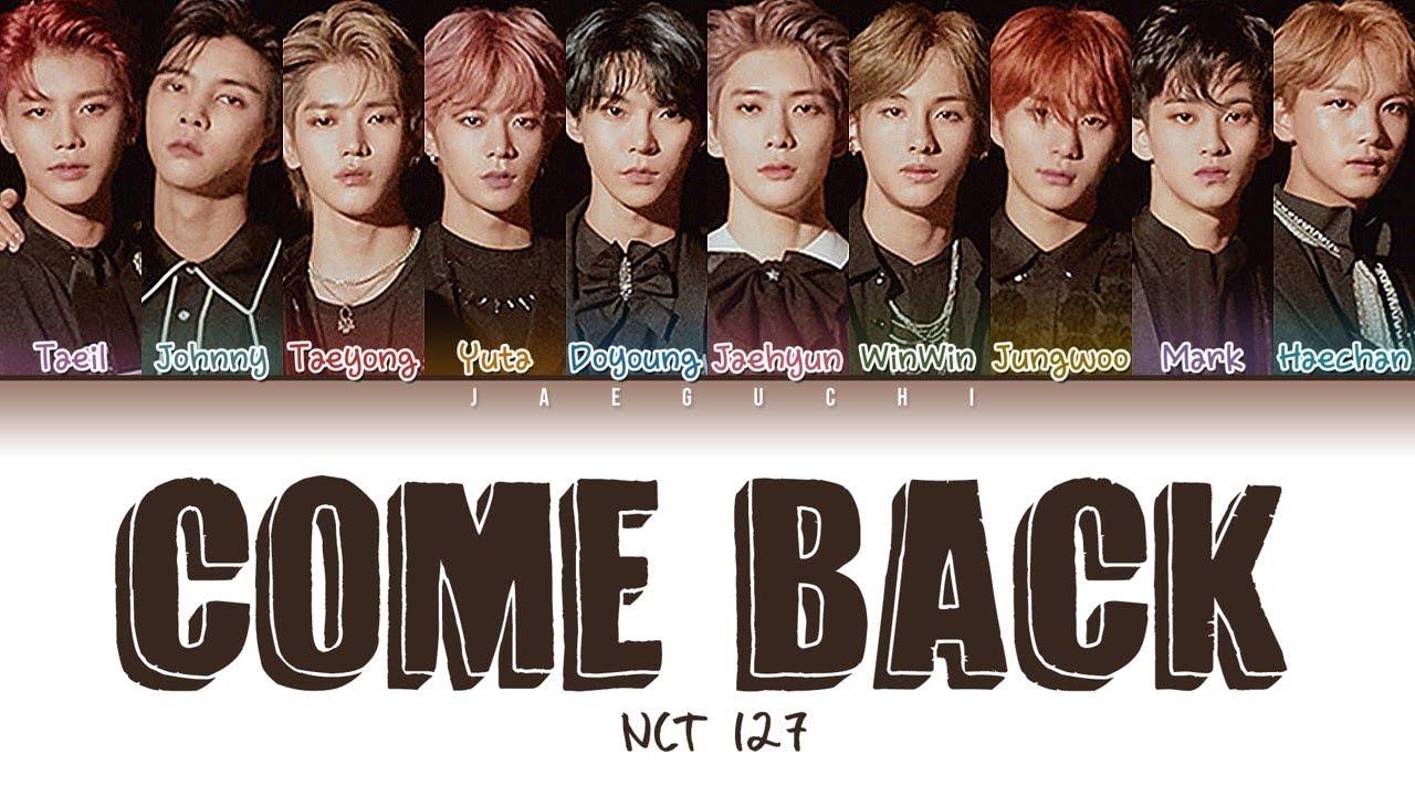 Come Back Chad-lyrics - YouTube
