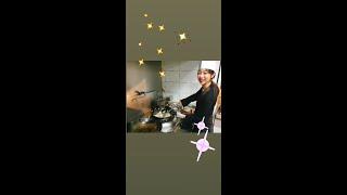 200602 러블리즈 지수 인스타 스토리 1+2 lovelyz jisoo instagram story 요리