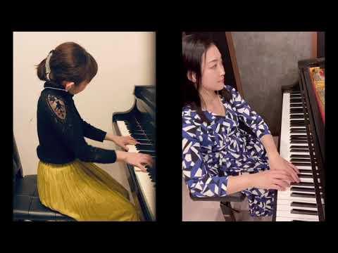 故郷(ふるさと)Furusato for Piano Duet