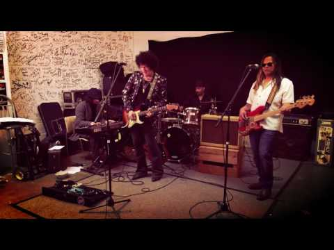 "DOC LOVETT'S LOUISIANA REMEDY LIVE @ ON THE SPECTRUM STUDIOS ""ALL OVER BUT THE CRYING"""