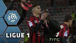 OGC Nice - ESTAC Troyes (2-1)  - Résumé - (OGCN - ESTAC) / 2015-16
