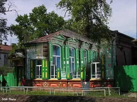 город Сретенск.