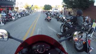 Bikes Blues And Bbq 2015 by kev m