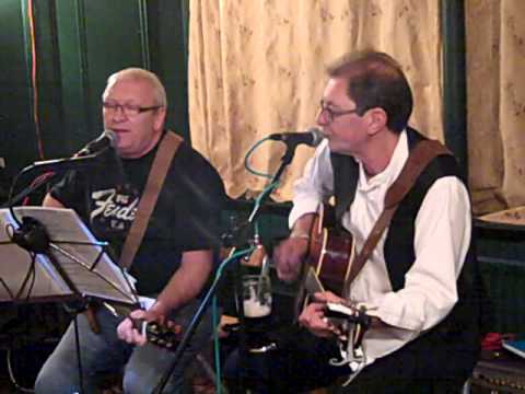Northeast Buskers at The Old Fox - Jim & Tom - Shipyard Town - Gerry Rafferty
