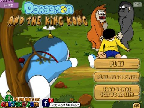 Game Doremon phiêu lưu – Doremon và Cuộc Chiến Kingkong
