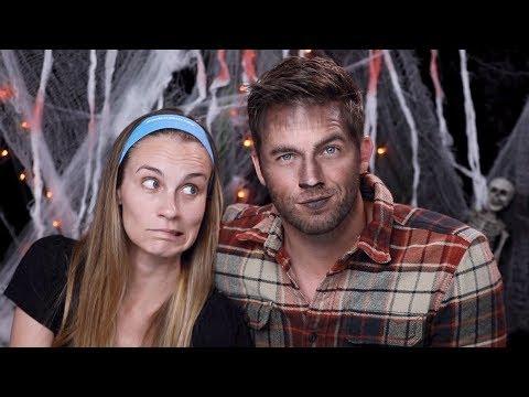 Halloween Werewolf Makeup Tutorial with Matt Lanter