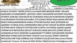 Şeyho İslam Tv½Domuz israil (b.m) Terörist Çetelerin Cani Cehenneme Mp3 (7.45 Mb)