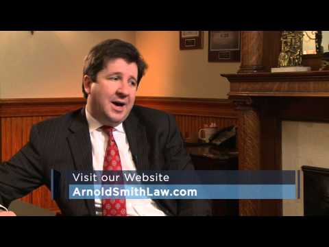 "J. Bradley Smith of Arnold & Smith, PLLC answers the question ""Should I talk to the police?"""