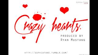 Crazy Hearts Instrumental (Produced by Ryan Mustang)
