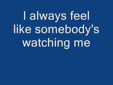 Beatfreakz - Somebody's Watching Me Lyrics
