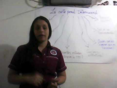 video corte penal internacional