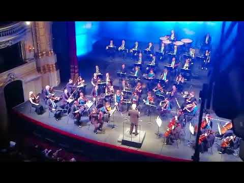"""Tchaikovsky: Symphony No. 6 """"Pathétique"""". 1st mvt. (excerpt). Rijeka Opera Symphony Orchestra."""