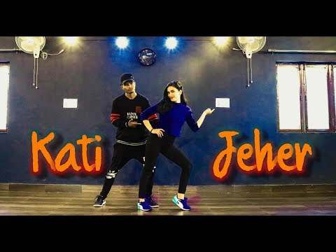 Kati Zeher Dance Choreography|Avi J Ft. Ravish Khanna|Dance Cover | Dance Empire Dehradun