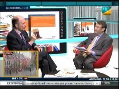 Carlos R.Braun presenta «Economía de los no economistas» en Desayunos Capital