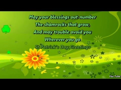 Happy st patricks day blessingsprayersquoteswishesgreetingse happy st patricks day blessingsprayersquoteswishesgreetingse cardwallpapers whatsapp video m4hsunfo