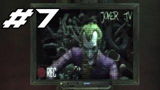 BATMAN Arkham Asylum Gameplay Walkthrough - Part 7 - Jokka Face (Let