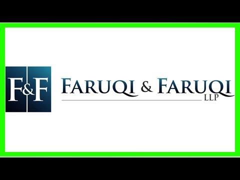 Breaking News | CTWS SHAREHOLDER NOTICE: Faruqi & Faruqi, LLP Announces the Investigation of Connec