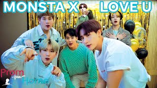 Monsta X - Love U (Live) | St. Jude Prom From Home
