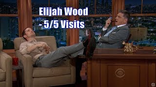 Download Elijah Wood - Quite A Spontaneous Guy - 5/5 Visits In Chronological Order [720p] Mp3 and Videos