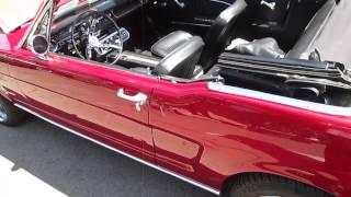 1965 Mustang Walk Around