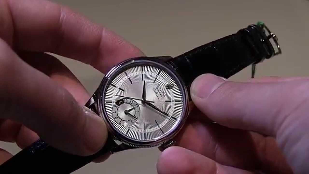Rolex Cellini Dual Time 2015 Price