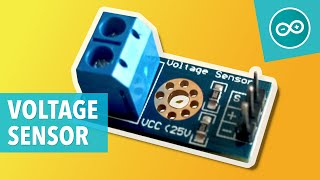 #17 Reading a voltage sensor with Arduino
