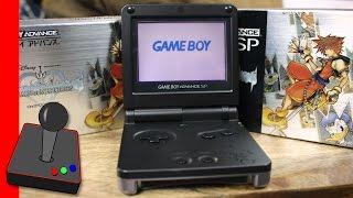 Game Boy Advance SP Kingdom Hearts Edition (Japan) -  H4G