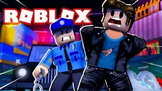 ROBLOX: We ROBBED a BANK GAVE BAD!! ‹ Koow ›