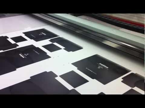 Creating a custom packaging box - Esko & Oce