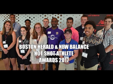 Boston Herald & New Balance Hot Shots Athlete Awards 2017