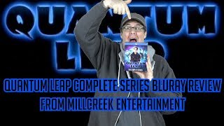 Quantum Leap Complete Series – Bluray/Movie Review (Millcreek Entertainment)