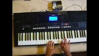 cover teclado tren al sur los prisioneros