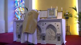 Fr. David Jones - Sero te amavi (Late have I loved Thee, sonnet)
