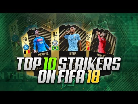 The TOP 10 BEST Players On FIFA 18