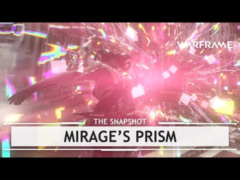 Warframe Build: Mirage's Overextended Prism - 3 Forma [thesnapshot]