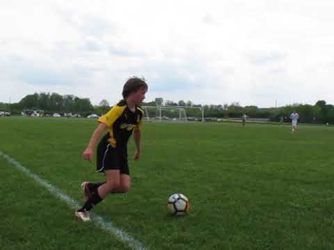 State Cup Game #2 Club Ohio 03 vs CUP 2nd half