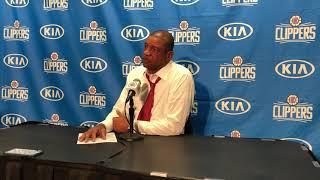 11/12/18 - Clippers Vs Warriors