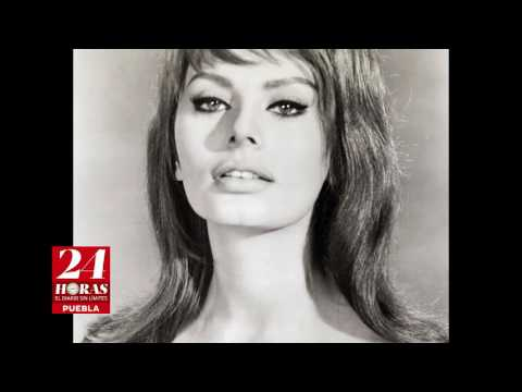 Perfiles: Sophia Loren, sex symbol italiano