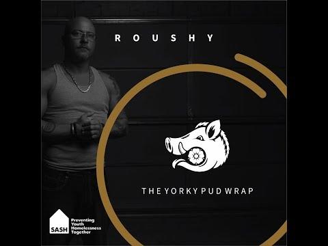The YorkyPud Wrap - Roushy
