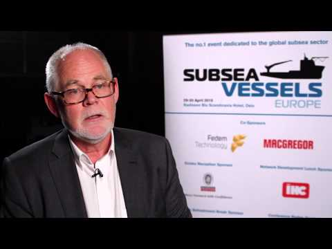 Subsea Vessels Europe speaker interview with Arne Lier
