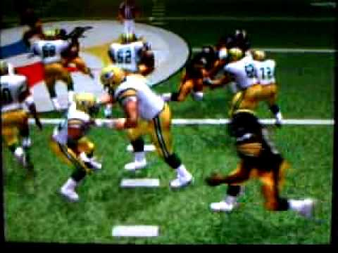 Madden 2002: Doctor Packer Sacked After Henderson In Way