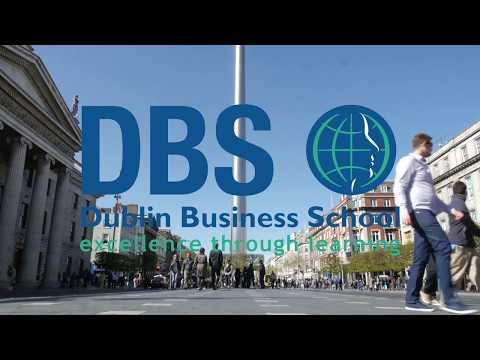 Dublin Business School Chinese Video