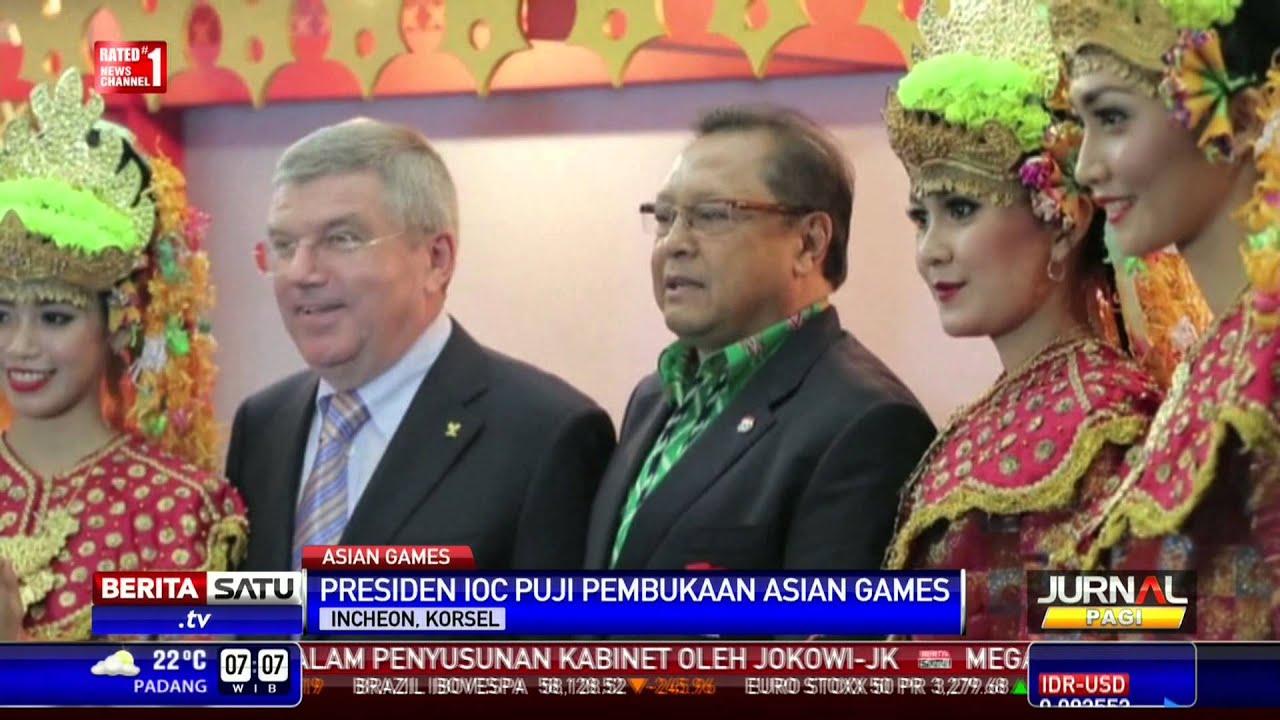Asian Games 2018 Tuan Rumah