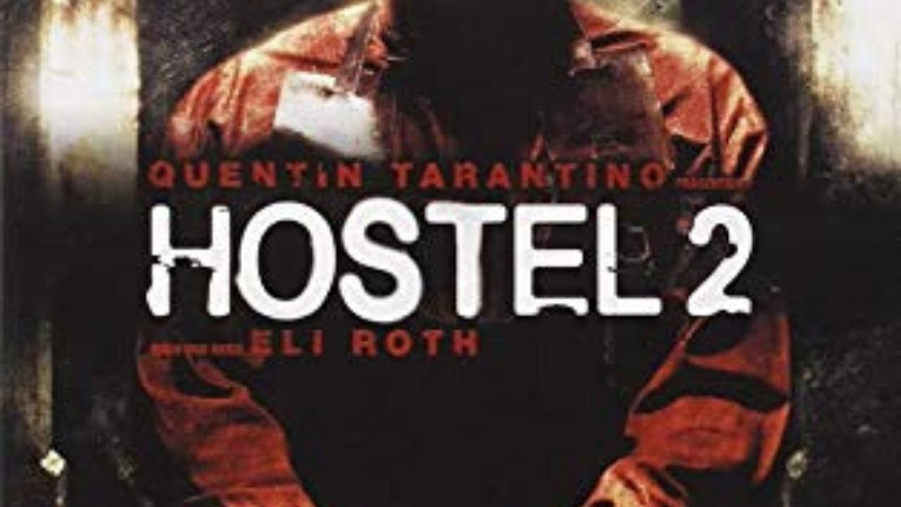 Hostel Trailer German