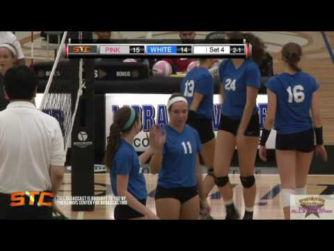 Set 4 Illinois Volleyball ALL STAR Game 6th annual 12.6.15