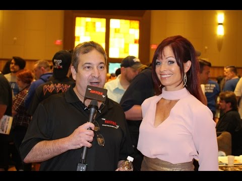 Christy Hemme on WWE, TNA & Wrestlemania Moment!