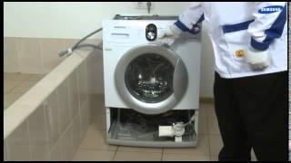 Ремонт стиральной машины Samsung   сервисный тест(, 2014-12-18T17:32:09.000Z)