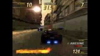 Burnout Revenge (PS2 Gameplay)