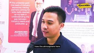 UNIMY Open day Interview - Wan Muhammad Shafiq (Alumni)